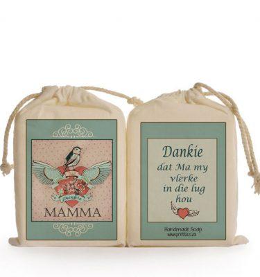SOAP: SI12 Dankie Mamma