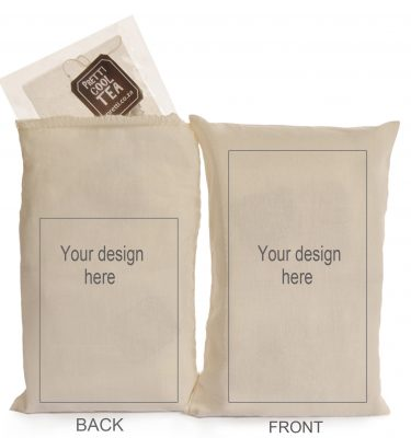 CUSTOM DESIGN: CD06 Tea Bags (with tea)
