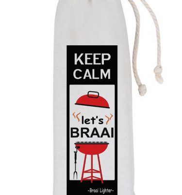 Keep calm braai