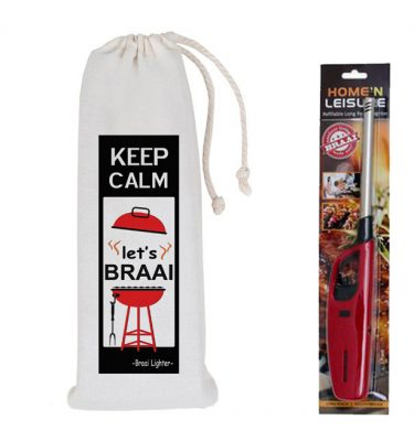 LIGHTER: BL03 Keep Calm and Braai