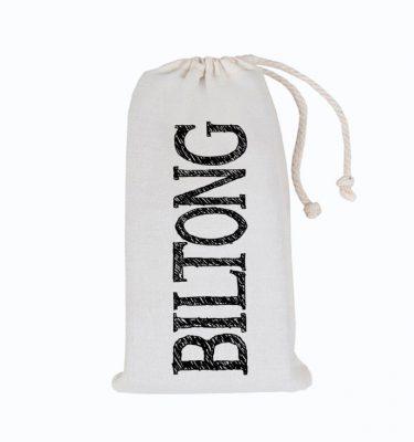 BILTONG BAG: BB03 Biltong