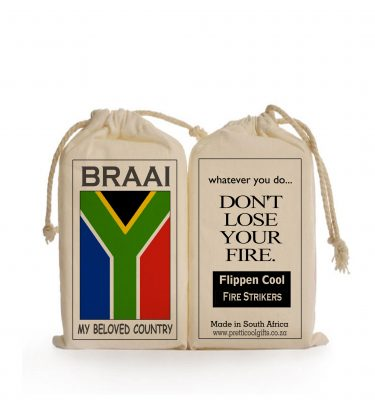 FIRE LIGHTERS: FL02 Braai my beloved country