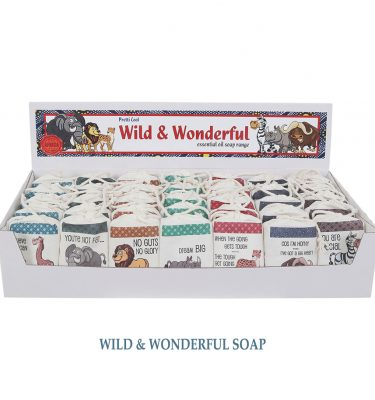BEST BUY: Soap - Wild and Wonderful