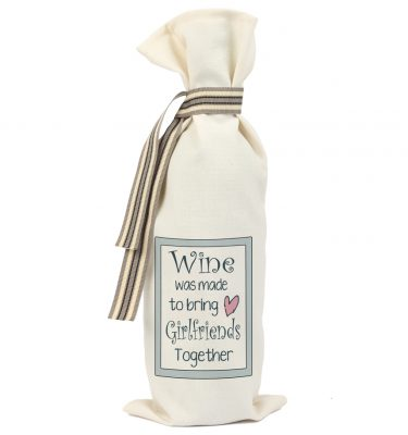 WINE BAG: WB10 Wine was made to bring girlfriends together