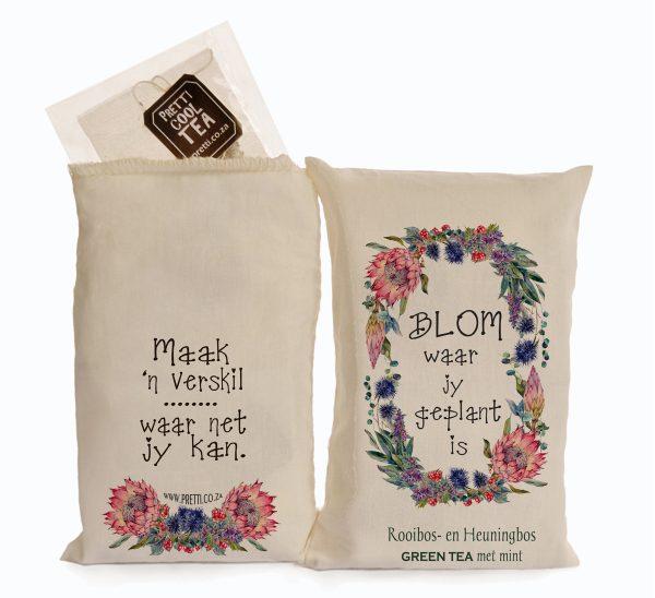 Tea gift bag