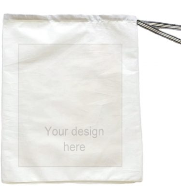 CUSTOM DESIGN: CD13 XL Drawstring Bag