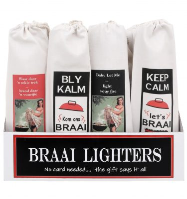 BEST BUY: Men's Gifting - Braai Lighters