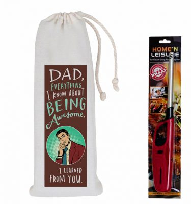 LIGHTER: BL01 Awesome Dad