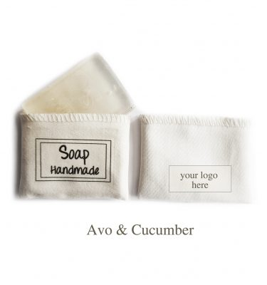Avo + Cucumber soap