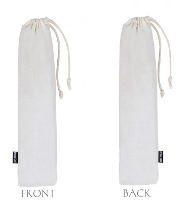 CUSTOM DESIGN: CD04 Long Drawstring Bag