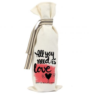 WINE BAG: VD01 All You Need Is Love