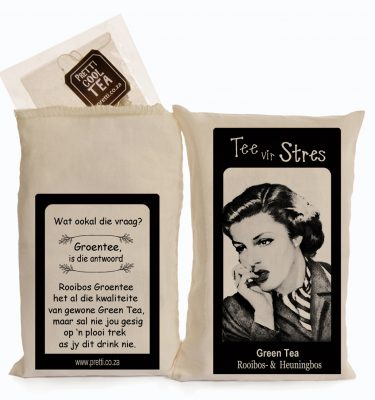 TEA: TH11 Tee vir Ophou Stress