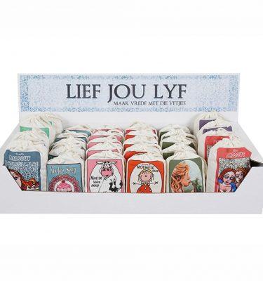 BEST BUY: Bath Range - Lief jou Lyf