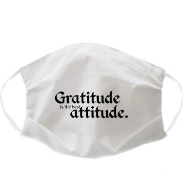 FACE MASK: FM05 Gratitude