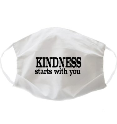 FACE MASK: FM02 Kindness Starts With You