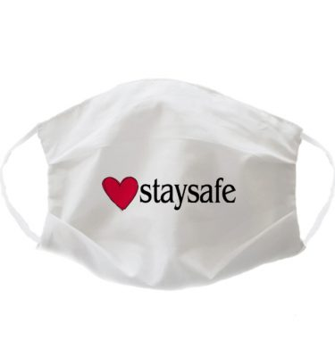 FACE MASK: FM12 Stay Safe