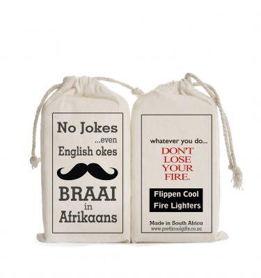 FIRE LIGHTERS: FL03 No Jokes