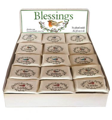 Mini Soap: Blessings (Afrikaans)