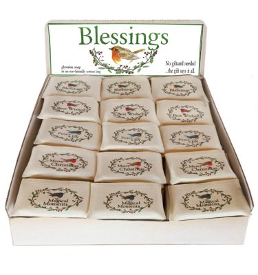 Mini Soap: Blessings (English)