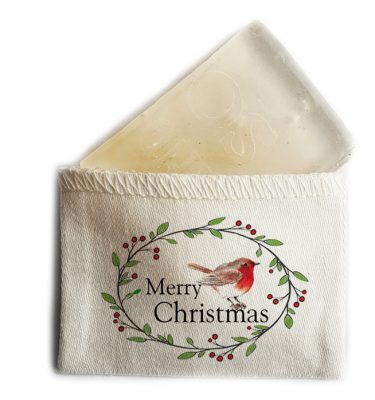 Mini Soap MSBE:04 Merry Christmas