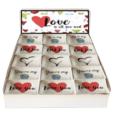 Mini Soap: Love