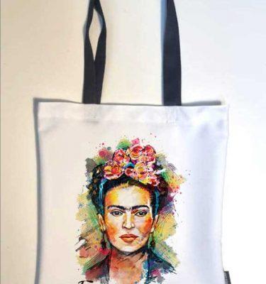TOTE BAGS: TB01 Frida Kahlo