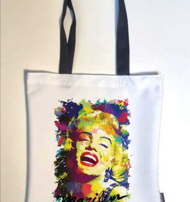 TOTE BAGS: TB02 Marilyn Monroe