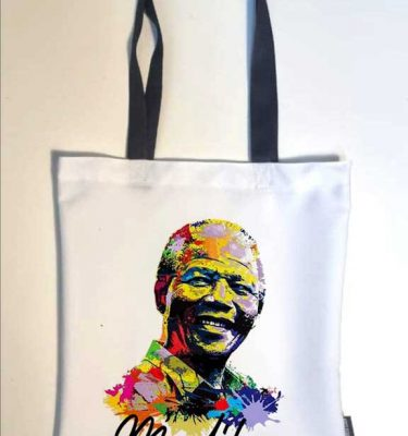 TOTE BAGS: TB03 Madiba