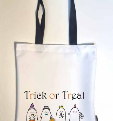 TOTE BAGS: HTB02 Ghosts